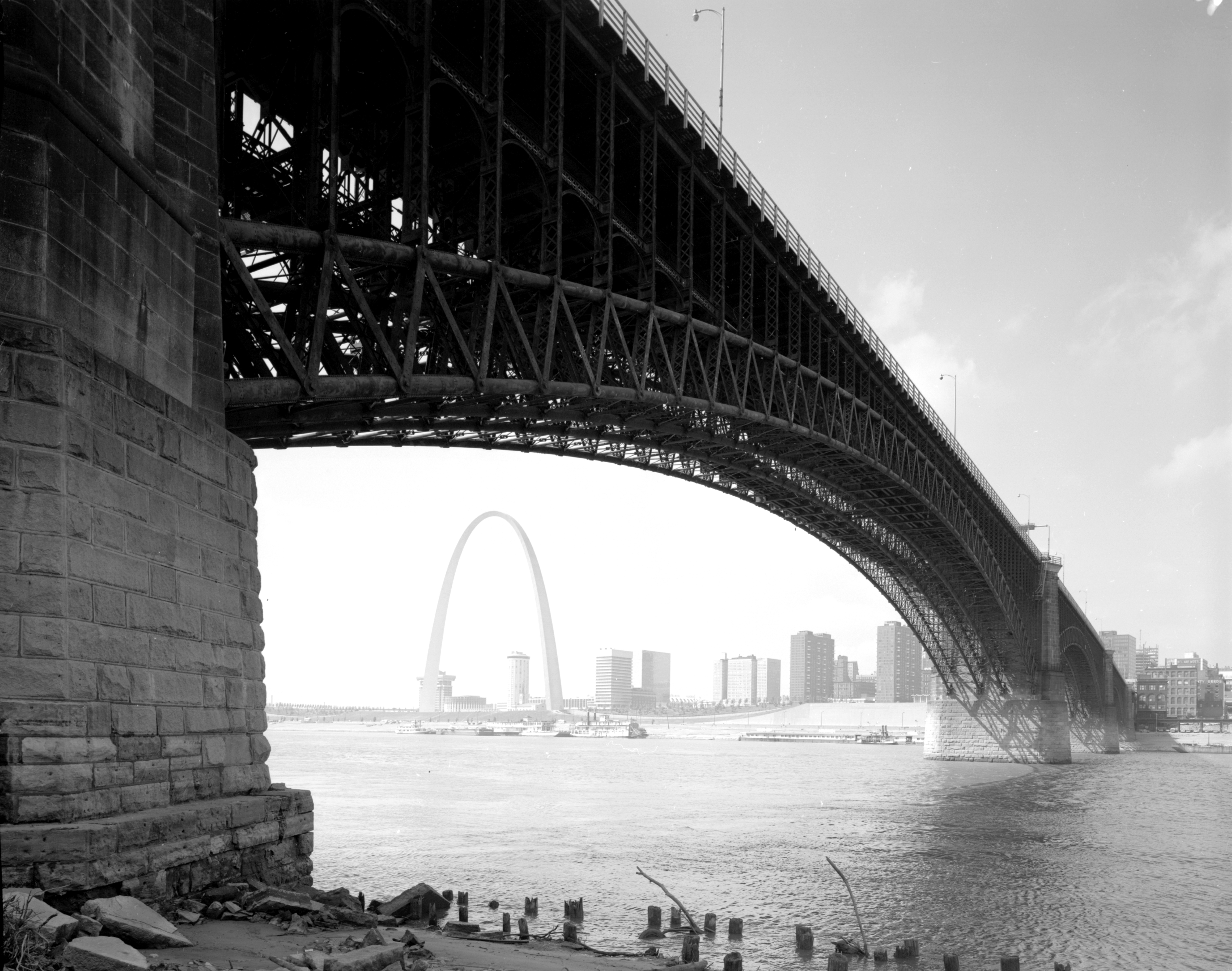 bridge over Mississippi